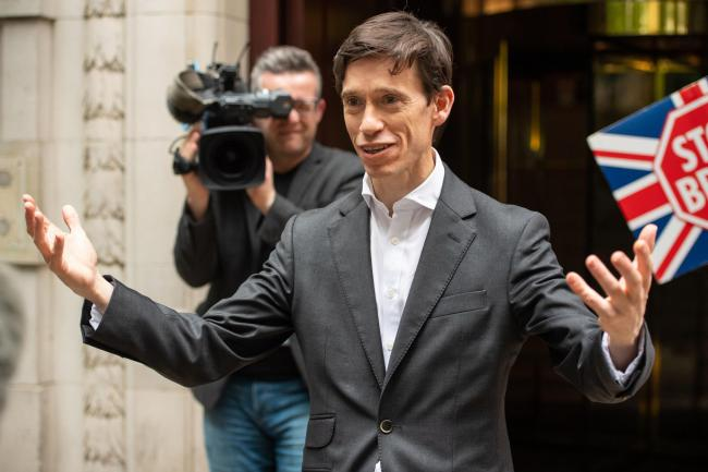 Promise - Rory Stewart. Picture: PA