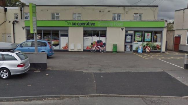 The Chelmsford Star Co-Op, in Cressing Road