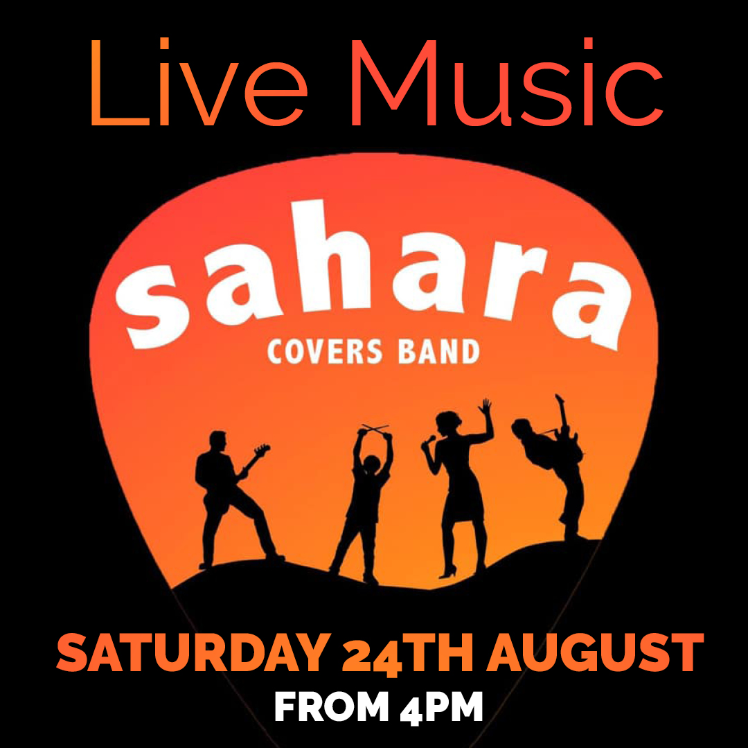 Live Music with Sahara
