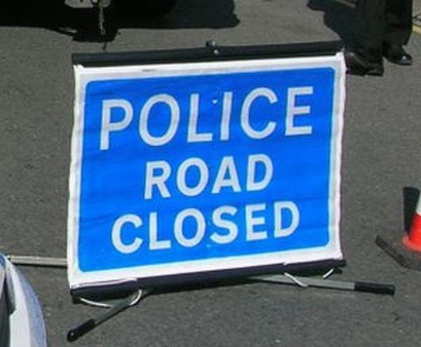 Section of A12 closed due to serious crash