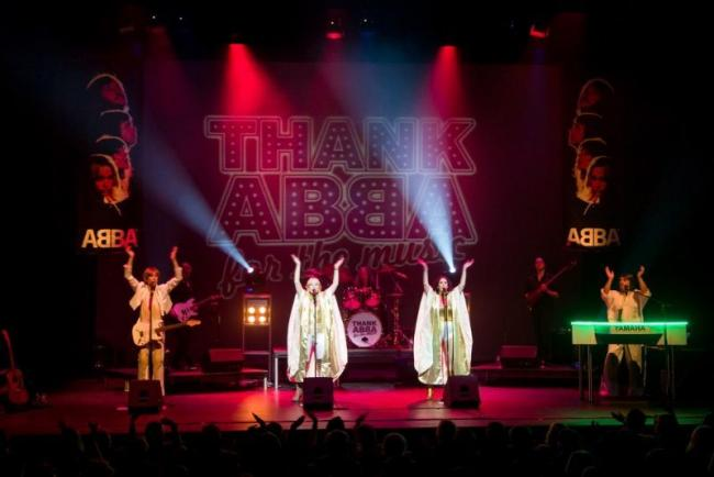 Abba production at Braintree Arts Theatre