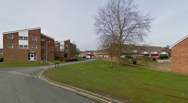 A resident fears lives are at risk on the Hatfield Estate in Witham