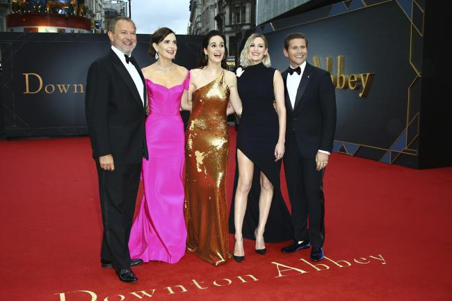 Britain Downton Abbey World Premiere