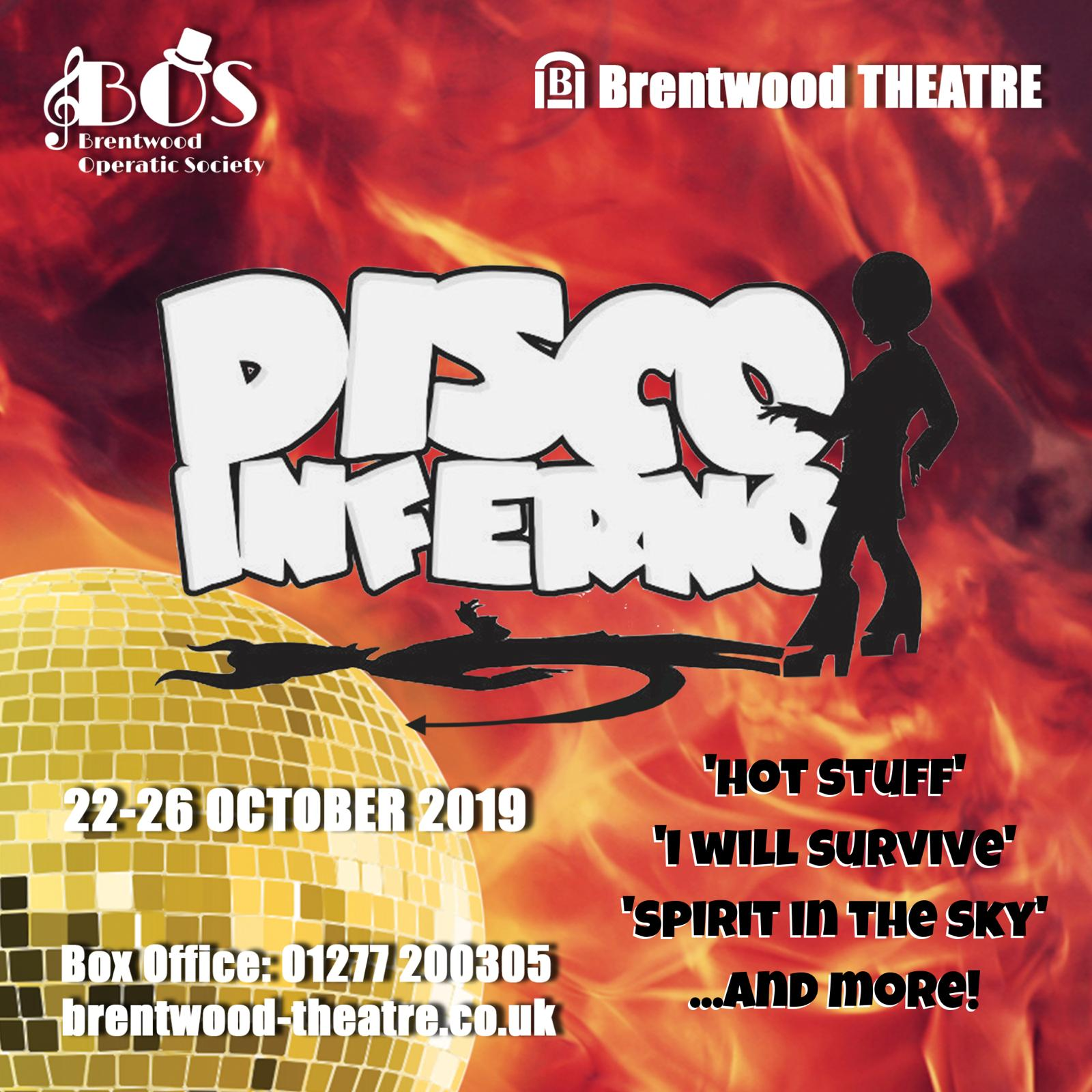 Disco Inferno - a devilishly good 70's  musical