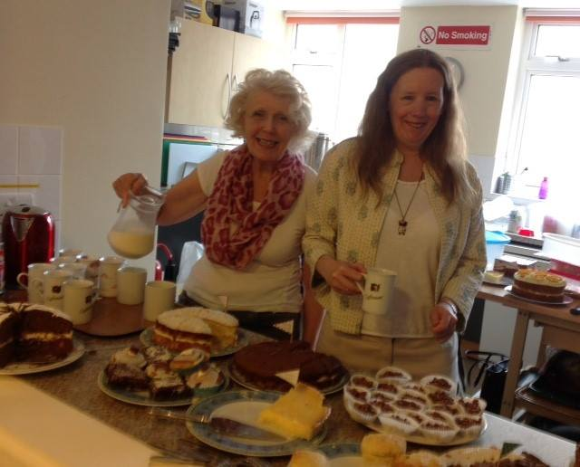 Halstead Art Group Hosting a MacMillan Coffee Morning