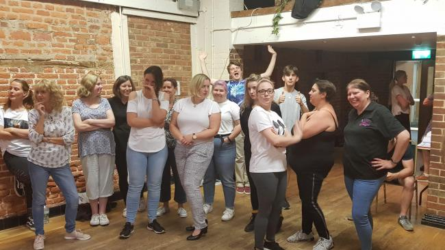 Sisteract coming to Witham Public Hall