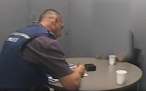 The second police interview