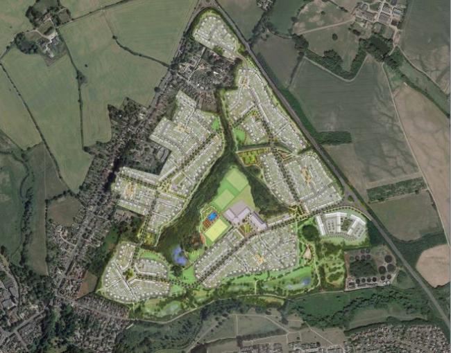 1,000 homes planned for Bocking