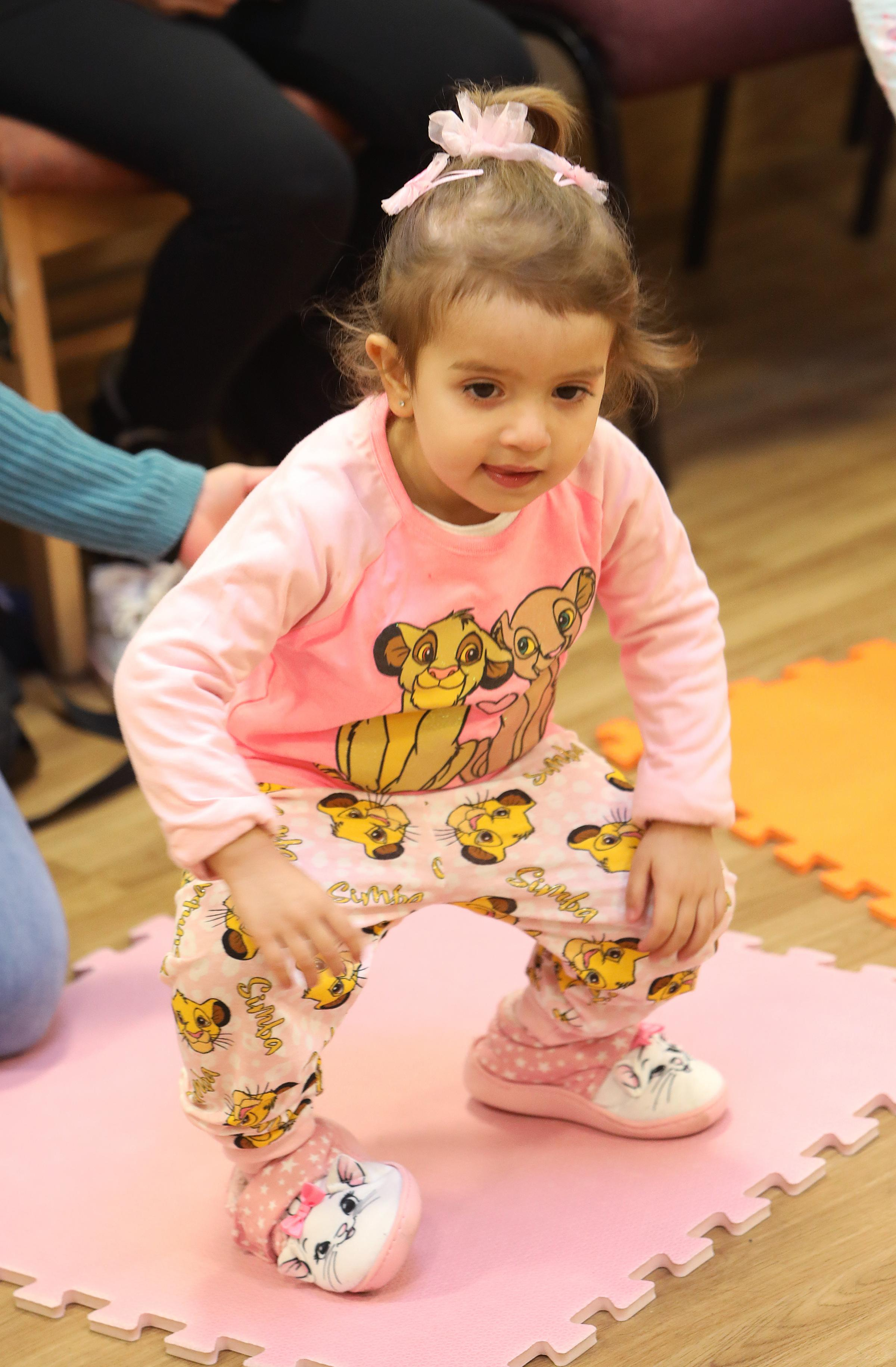 PICTURES: Tiny dancers on point at ballet classes - Braintree and Witham Times