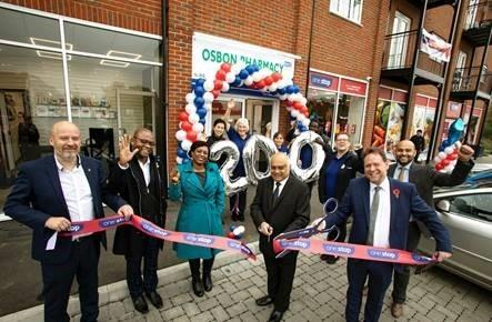 Warm welcome: The new shop in Witham is One Stop's 200th store