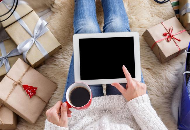 Three festive cons and how to avoid them. Picture: iStock/PA.