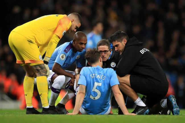 John Stones will miss Manchester City's trip to Zagreb