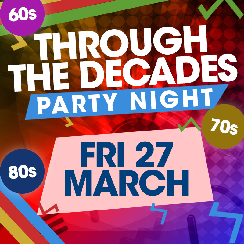 Through the Decade Night