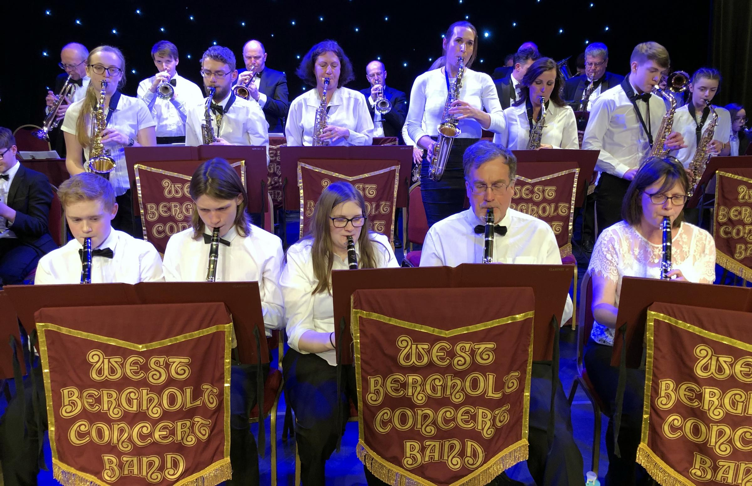 "West Bergholt Concert Band ""A Sentimental Journey"" – Charity Concert"