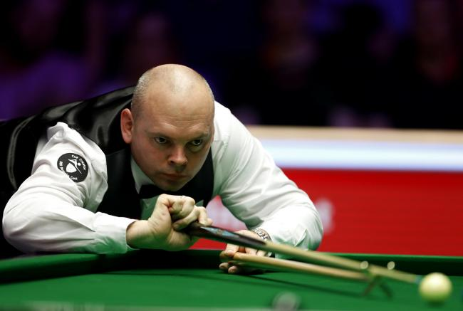 Bingham admits Carty's comeback made him 'anxious' about the possibility of bottling his lead
