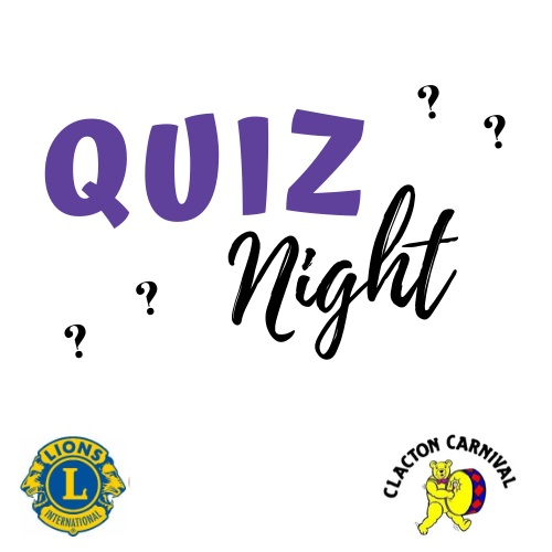 Quiz Night for Clacton Carnival