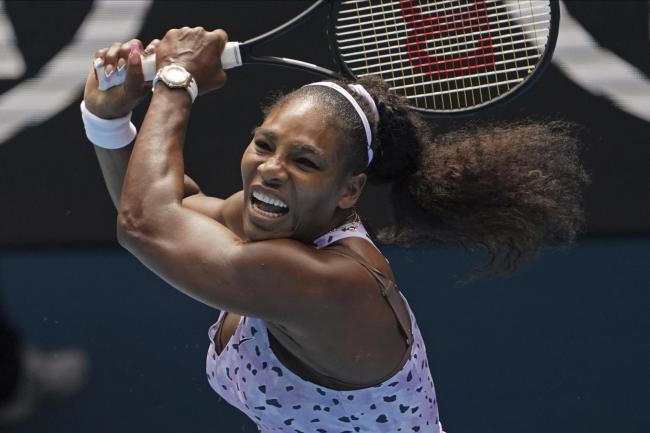 Serena Williams was knocked out by Wang Qiang