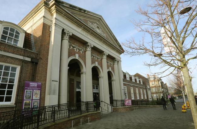 Ticketing firm director convicted of fraudulent trading over money owed to Clacton's Princes Theatre