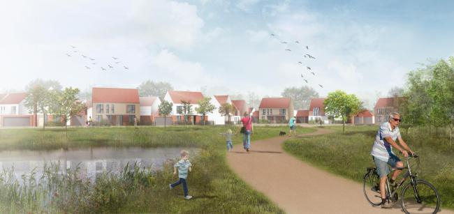 GRAND DESIGN: How the new 1,000 homes development off Broad Road will look