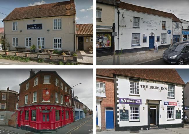 Pubs for sale in Essex