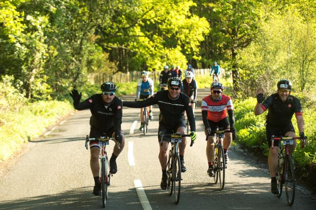 Cyclists - the Vélo Essex event will showcase the best Essex has to offer                                        Picture: Romilly Lockyer