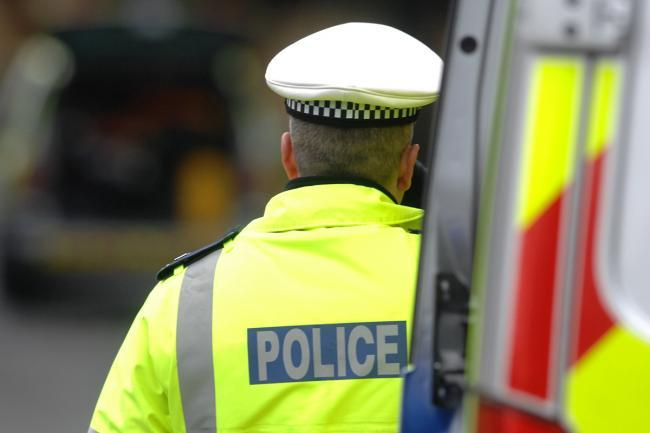 Police are investigating after man approached and