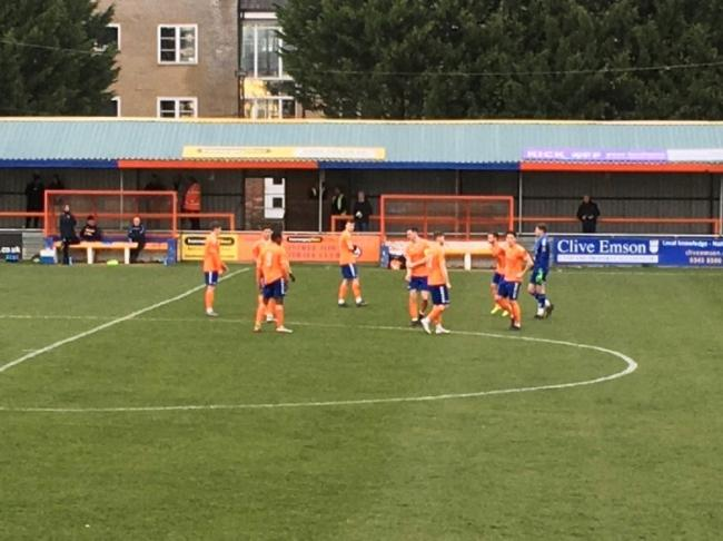 Braintree Town v St Albans CIty