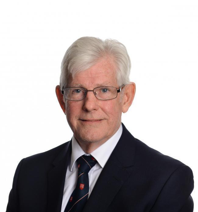 Essex County Council leader David Finch