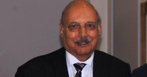 Braintree and Witham Times: Dr Habib Zaidi