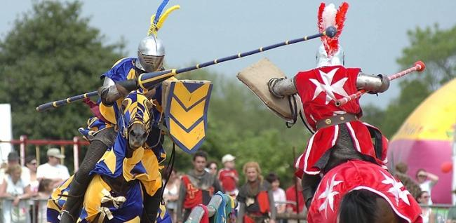 Jousting will return to Hedingham Castle