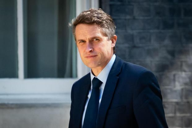 Braintree and Witham Times: Education secretary Gavin Williamson Picture: Aaron Chown/PA Wire