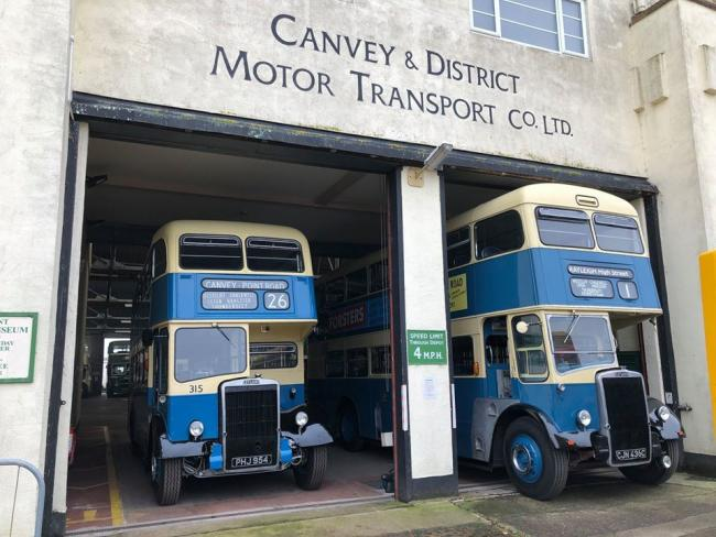Canvey Island Transport Museum