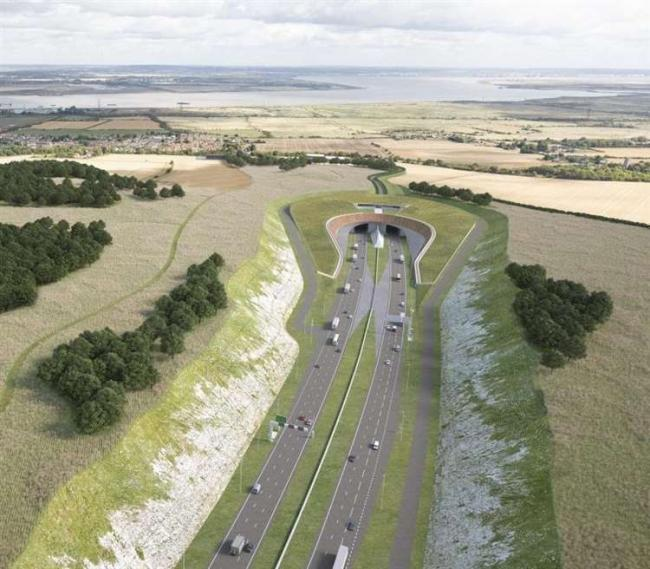 New changes and consultation on Lower Thames Crossing announced