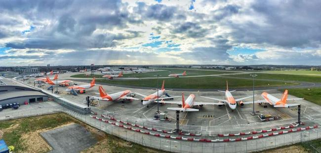 EasyJet is closing its base at Southend Airport