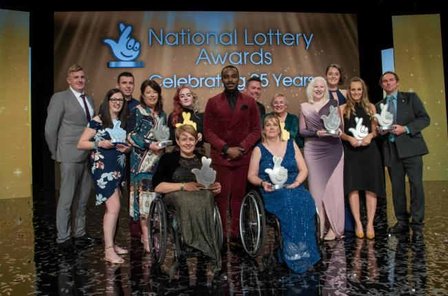 National Lottery Heroes 2019
