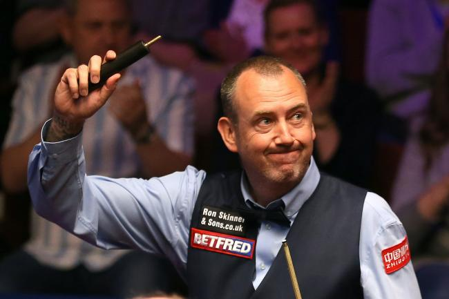 Williams was crowned king of the Crucible in 2018 and says he's got nothing to prove - and will never retire
