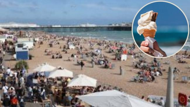 Head to the beach: Heatwave to continue with temperatures hitting 31 degrees this week