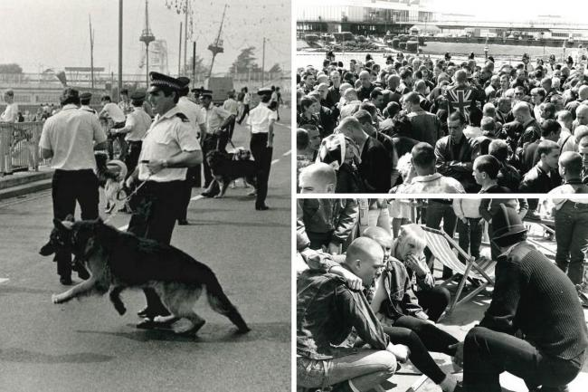Looking back - skinheads flocked to Southend's seafront