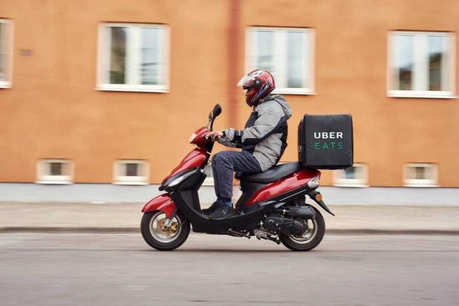 Uber Eats launches in Braintree today