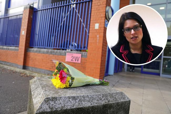 'Killing of police officer a sad day for our country' says Witham MP Priti Patel