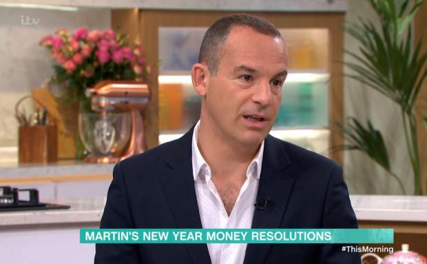 Braintree and Witham Times: Martin Lewis speaking on ITV's This Morning