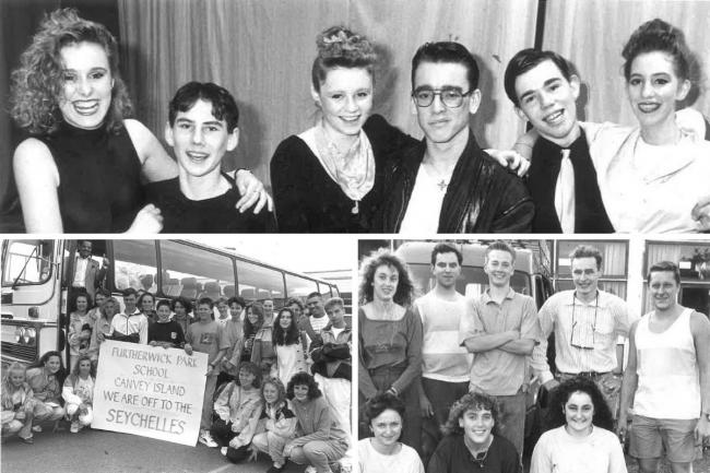 Rolling back the years - Furtherwick Park School