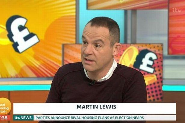 Braintree and Witham Times: Money expert Martin Lewis