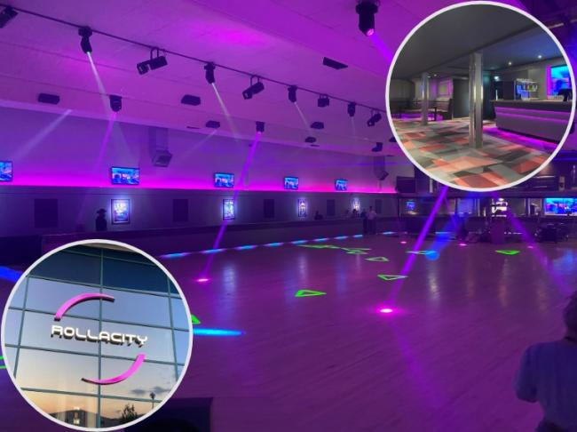 Refurb - Rollacity in Rochford has undergone a £250,000 refurb during the Covid-19 pandemic