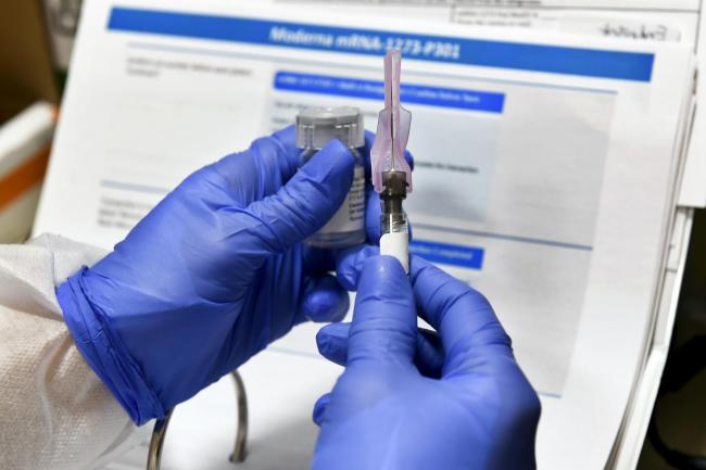 Hospitals 'told to prepare for Covid vaccine rollout in ten days'
