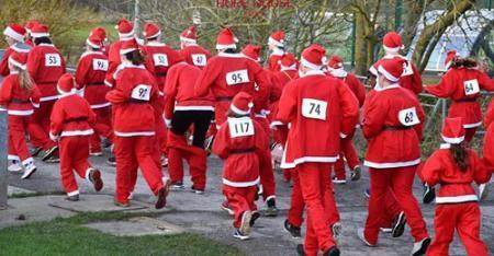 New plans announced for Hope House's annual Santa Run