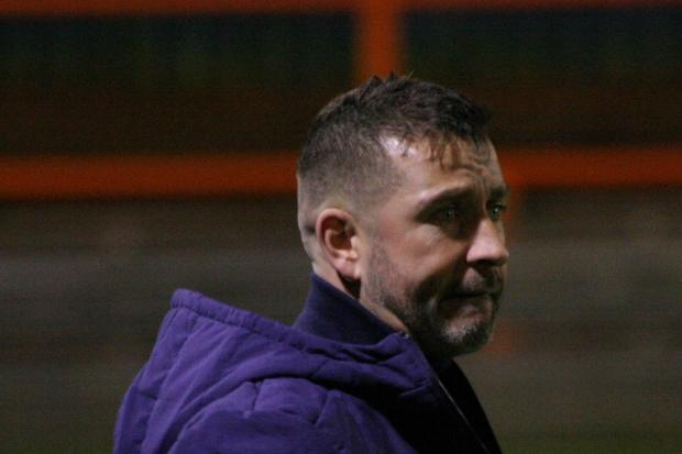 Braintree Town boss Ryan Maxwell Picture: JON WEAVER