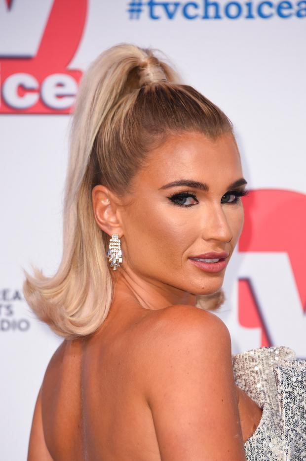 Braintree and Witham Times: Billie Faiers. Picture: PA
