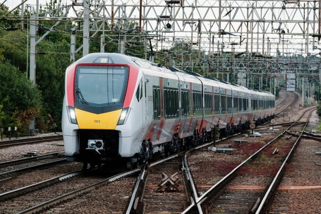 Huge disruption to train services in Essex this weekend due to emergency repairs. Picture: Greater Anglia.