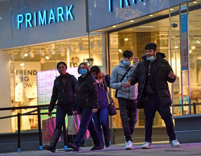 Primark announces Essex stores' opening hours for next week